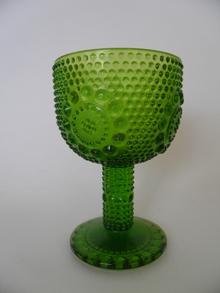 Grapponia Wineglass green