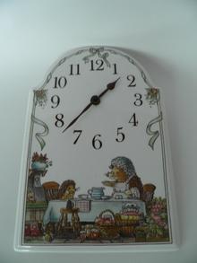 Foxwood Tales Wall Clock V&B