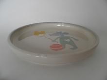 Children's Plate Mouse Pentik