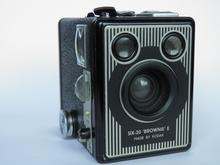 Laatikkokamera Kodak MYYTY