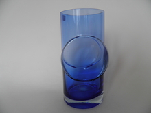 Pablo Blue Vase