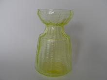 Hyacinth Vase yellow Tamara Aladin