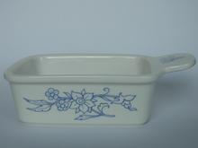 Butter Jar Blue Kitchen Arabia