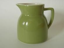 Olive Creamer green