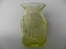 Amulet Vase yellow Tamara Aladin