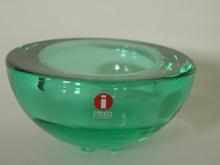 Ballo Tealight Candle Holder green