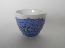Primavera Egg cup blue Iittala