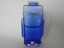 Isoisä -karahvi sininen Riihimäen lasi