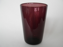 Juomalasi 5023 viininpunainen Kaj Franck MYYTY