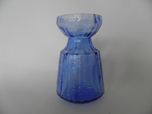 Hyasintti-maljakko sininen