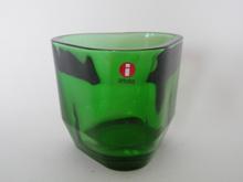Tris green Candleholder Iittala