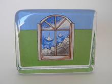 Vapaana merellä Glass Card Iittala
