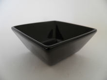 Nero small Bowl black