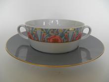 Amoroso Soup Bowl and Plate Heikki Orvola