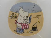 Moomin Wall Plate Adult Education