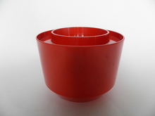Marmeladipurkki Fiskam punainen