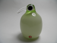 Apple Pie Glass Bird Anu Penttinen