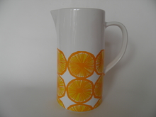 Appelsiini kannu oranssi Marimekko MYYTY