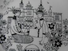 Emilia Piknik seinälautanen Arabia MYYTY