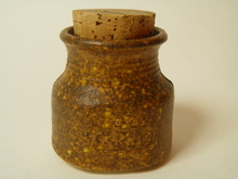 Curry Spice Jar Arabia F. Lindh