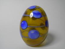 Sinisotkan muna Oiva Toikka MYYTY