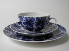 Mon amie Coffee Cup, Saucer and Sideplate