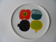 Kompotti lautanen Marimekko