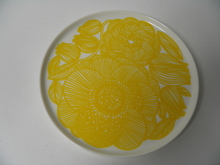 Kurjenpolvi lautanen 20 cm Marimekko