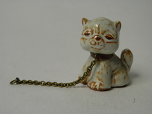 Kissa -figuuri Svante Turunen