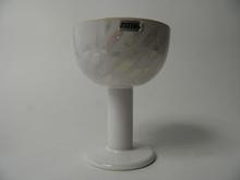 Zeebra Footed Wine Glass