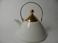 Harlekin Gold teekannu Arabia MYYTY