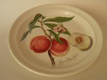 Pomona Portmeirion kakkulautanen persikka