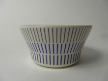Neilikka Bowl small blue decoration