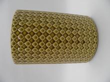Harlekiini -maljakko vaaleanruskea 16 cm Arabia