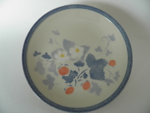 Mansikka -lautanen Pentik