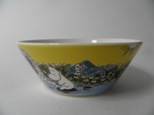 Moomin Bowl Moment on the Shore