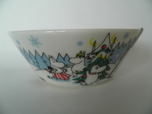 Moomin Bowl Under the Tree