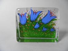 Glass Card Summer Flowers HL-S