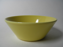 Teema Deep Plate yellow SOLD OUT
