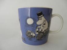 Moomin Mug Dark Blue