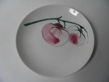 Tomato Plate Anja Juurikkala