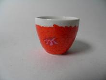 Primavera munakuppi punainen Iittala