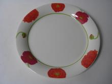 Illusia salaattilautanen punainen MYYTY