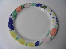 Arctica Poetica Dinner Plate Arabia