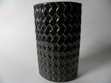 Harlekiini Vase brown 21,5 cm Arabia