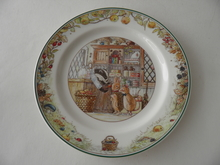 Foxwood Tales Plate 17 cm Autumn