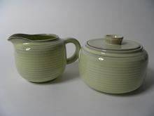 Ara Arabia Sugar Bowl and Creamer