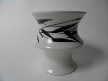 Vase handpainted Arabia
