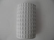 Harlekiini -maljakko valkoinen 21,7 cm Arabia