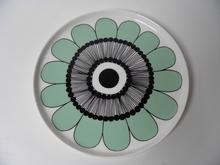 Kestit Plate green Marimekko